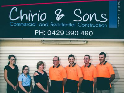Chirio & Sons Cairns Builders